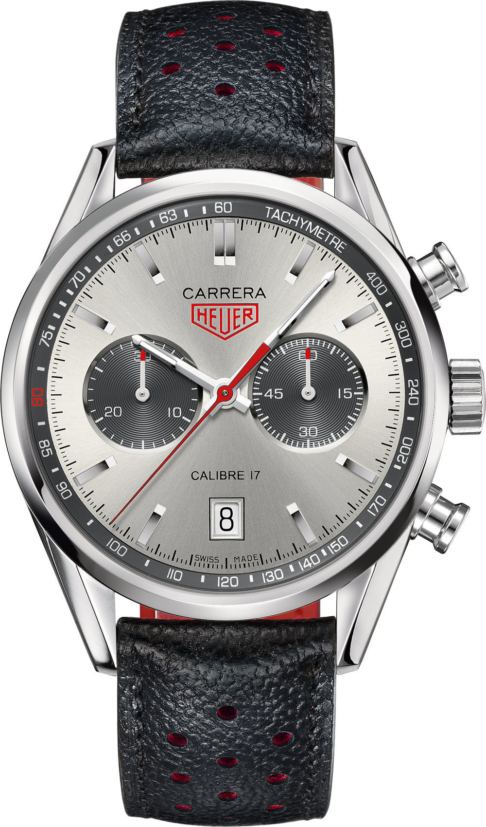 TAG Heuer Watch Carrera Jack Heuer Limited Edition D