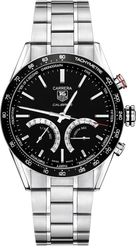 TAG Heuer Watch Carrera Chronograph Tachymeter