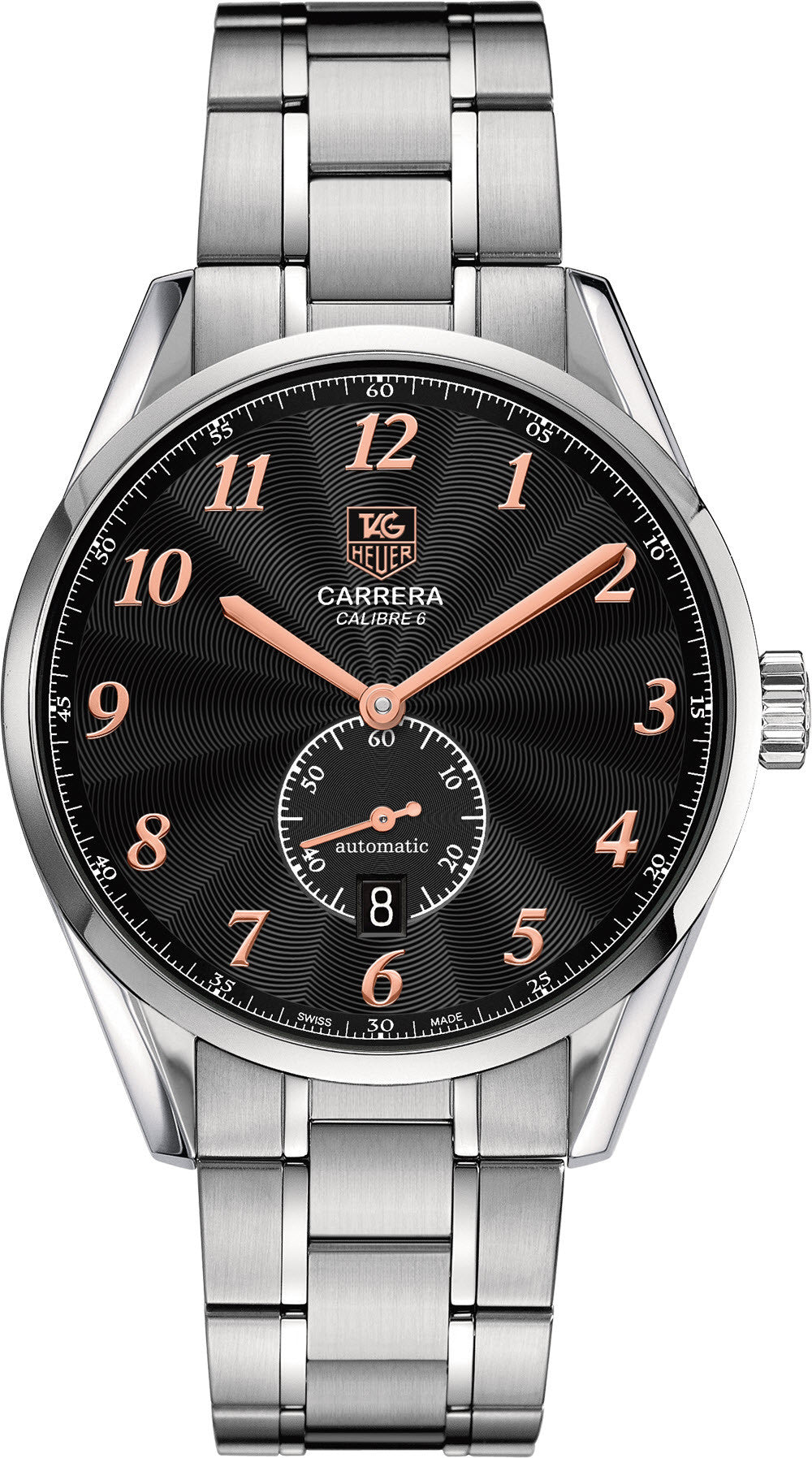 TAG Heuer Watch Carrera Heritage Calibre 6
