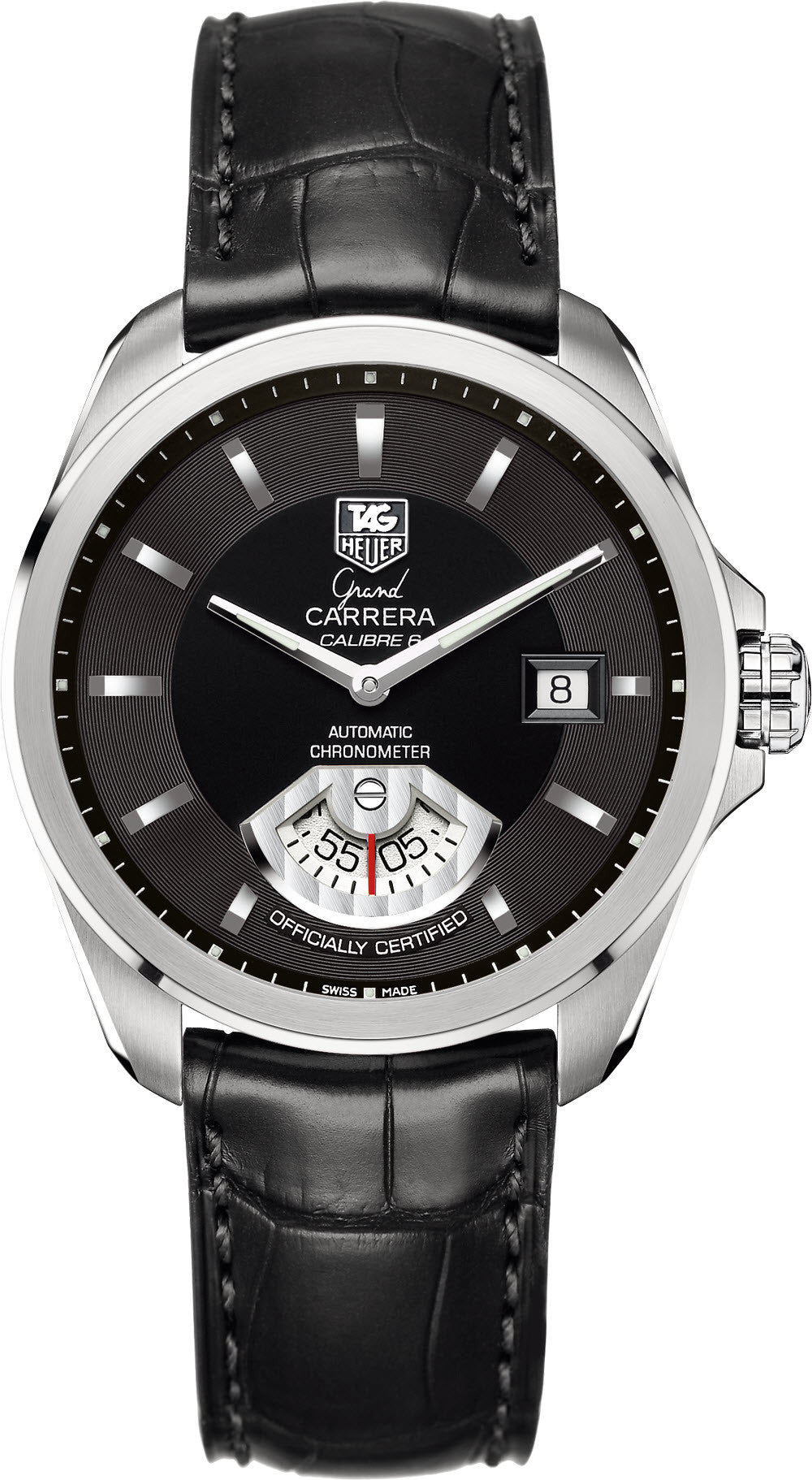 TAG Heuer Watch Grand Carrera Automatic D