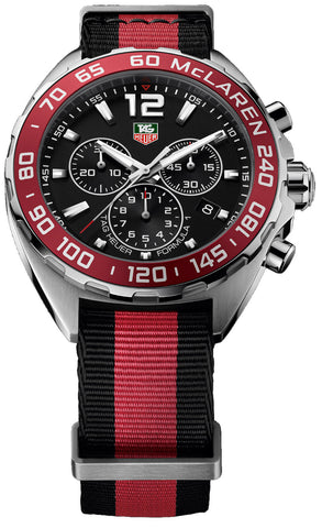 TAG Heuer Watch Formula 1 McLaren 30th Anniversary Limited Edition D