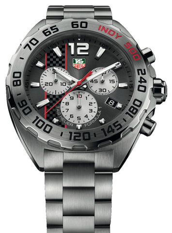 TAG Heuer Watch Formula 1 Indy 500 Edition