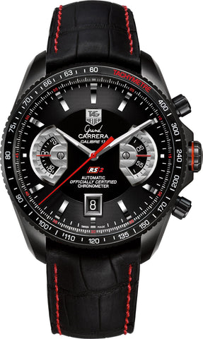 TAG Heuer Watch Grand Carrera Calibre 17