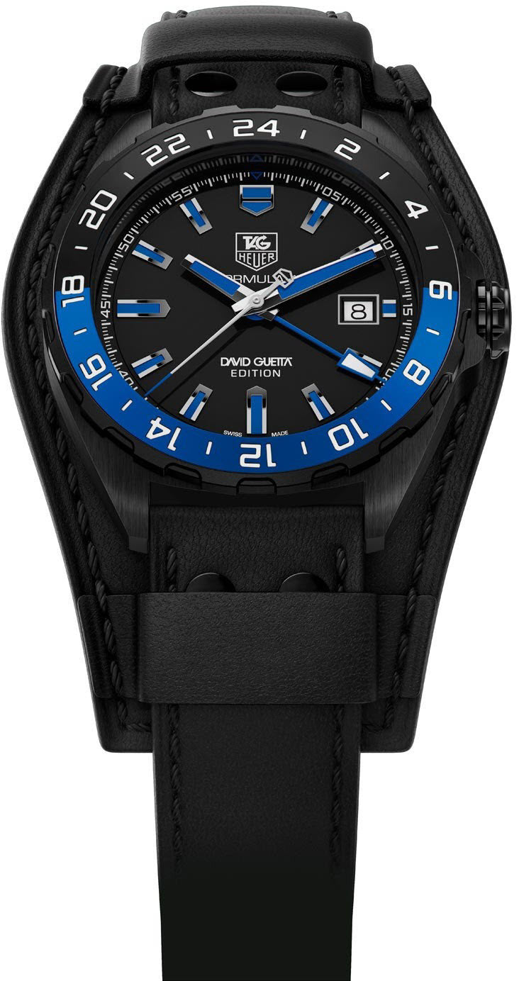 TAG Heuer Watch Formula 1 David Guetta Special Edition