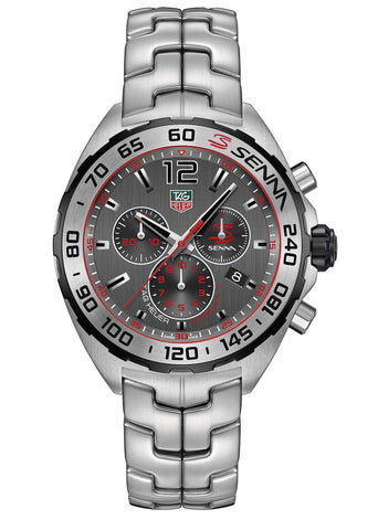 TAG Heuer Watch Formula 1 Senna Special Edition D