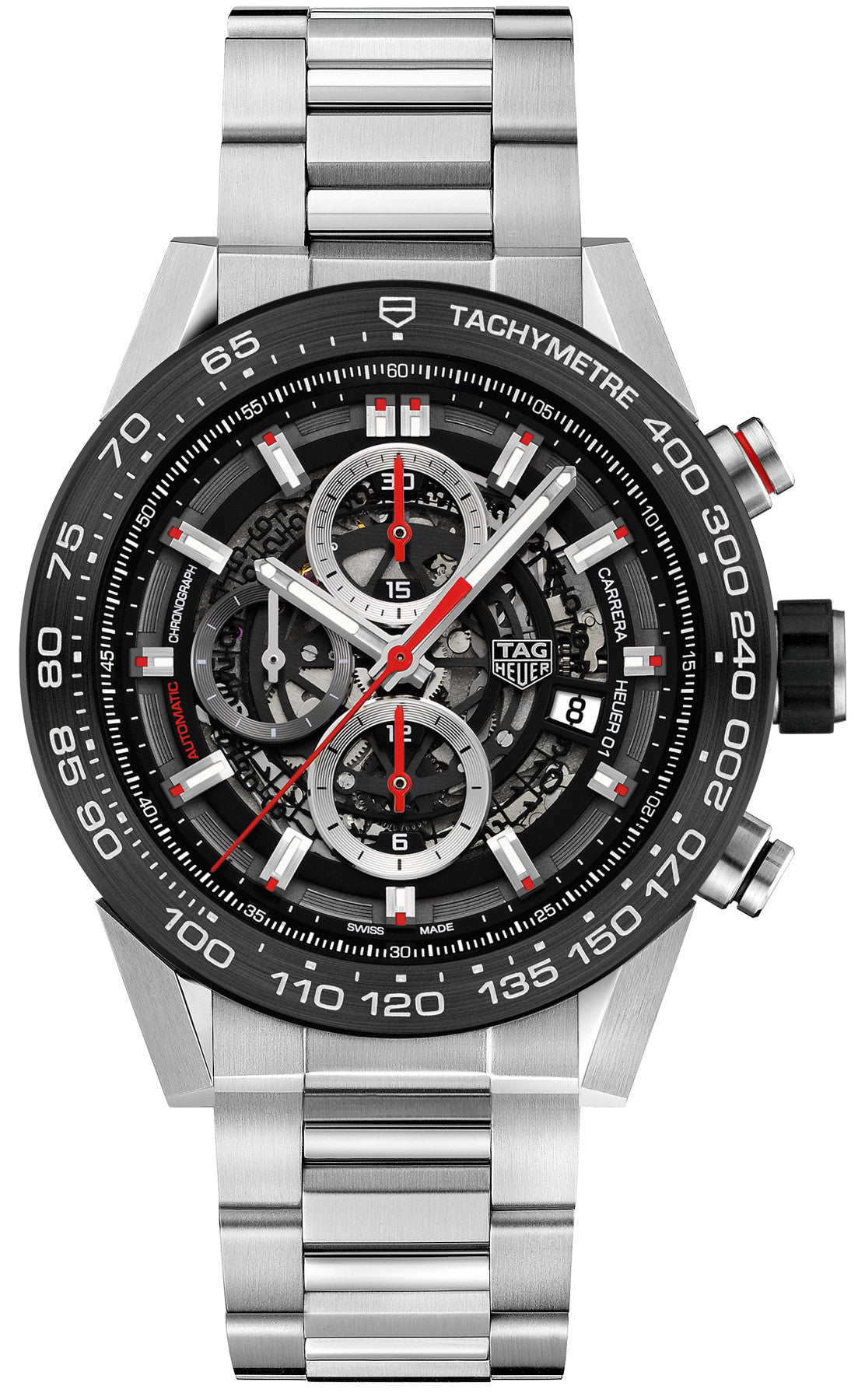 TAG Heuer Watch Carrera Heuer 01