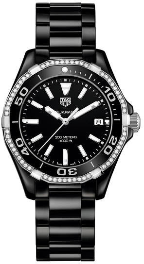 TAG Heuer Watch Aquaracer 300m Ceramic Ladies