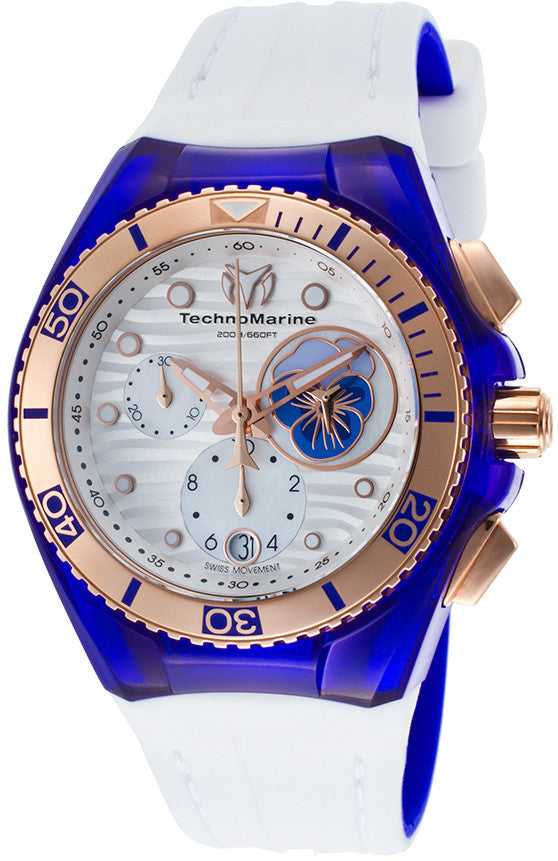 TechnoMarine Watch Cruise Beach Pansy