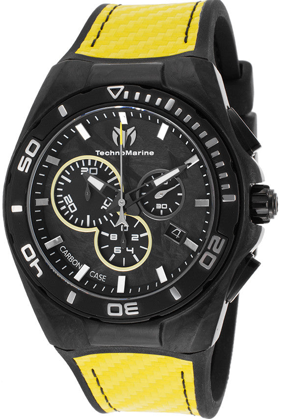 TechnoMarine Watch Cruise Carbon