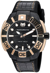TechnoMarine Watch Black Reef