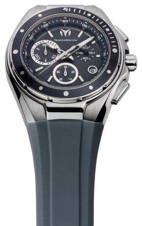 TechnoMarine Cruise Steel Chrono D