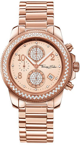Thomas Sabo Watch Glam & Soul Ladies