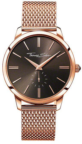 Thomas Sabo Watch Rebel At Heart Gents