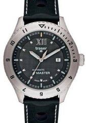 Traser H3 Watch Classic Automatic Master Silicon