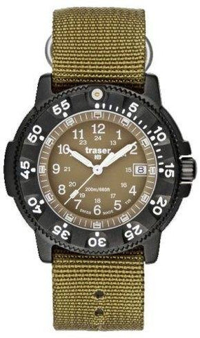 Traser H3 Watch P 6507 Commander 100 Pro Nato