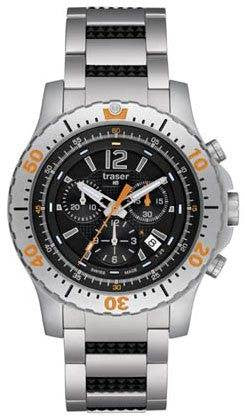 Traser H3 Watch P 6602 Extreme Sport Chronograph Bracelet