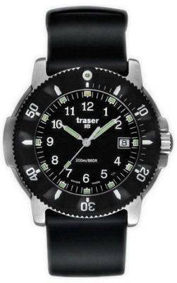 Traser H3 Watch P 6502 Navigator Rubber