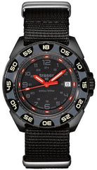 Traser H3 Watch Red Alert T100 illumination Nato
