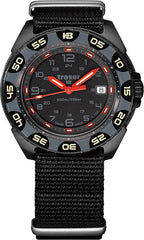Traser H3 Watches Tactical Adventure P49 Red Alert T100