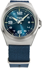 Traser H3 Watches Active Lifestyle P59 Essential M Blue