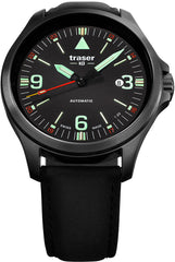 Traser H3 Watches Active Lifestyle P67 Officer Pro Automatic Black