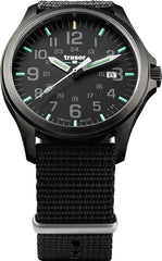 Traser H3 Watch Active Lifestyle P67 Officer Pro GunMetal Black