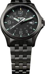 Traser H3 Watches Active Lifestyle P67 Officer Pro GunMetal Black