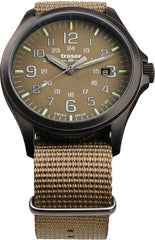 Traser H3 Watches Active Lifestyle P67 Officer Pro GunMetal Khaki