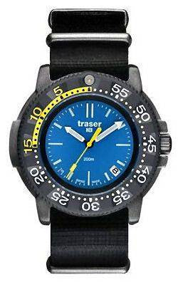 Traser H3 Watch P 6504 Nautic Nato