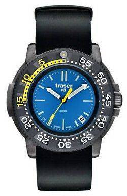 Traser H3 Watch P 6504 Nautic Silicon