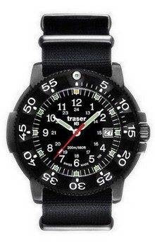 Traser H3 Watch P 6504 Black Storm Pro Limited Edition