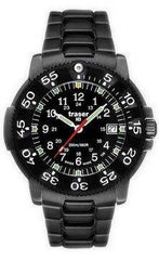 Traser H3 Watch P 6504 Black Storm Pro Bracelet Limited Edition