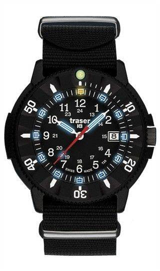 Traser H3 Watch P 6508 Code Blue Nato D