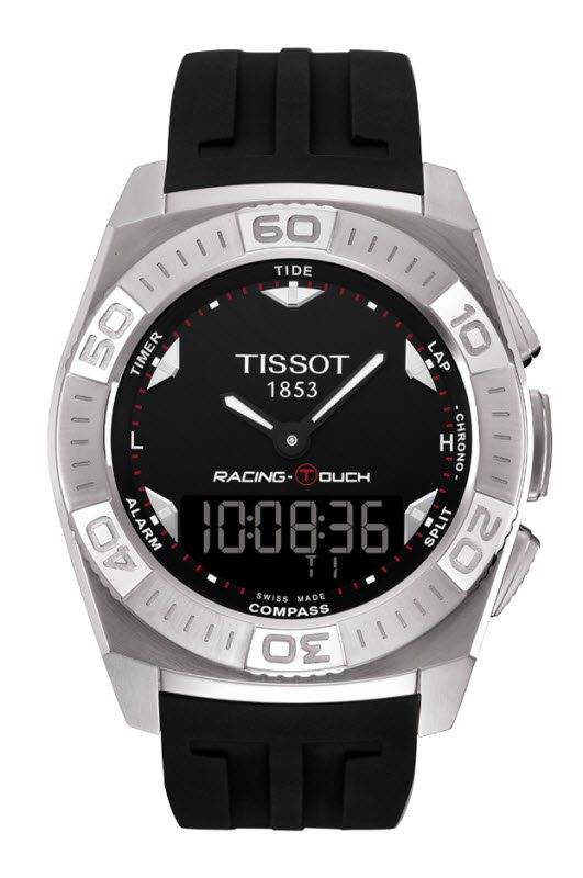 Tissot Watch Racing Touch