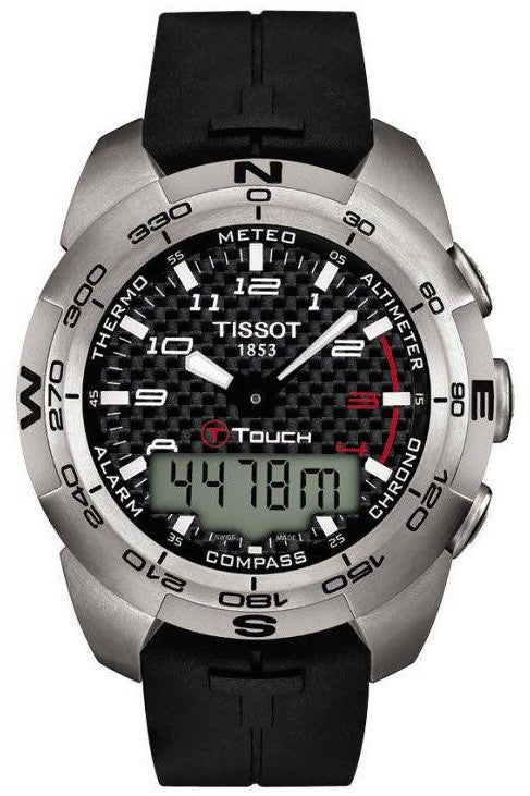 Tissot Watch T-Touch Expert Titanium