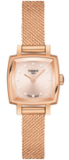 Tissot Watch Lovely Square T0581093345600