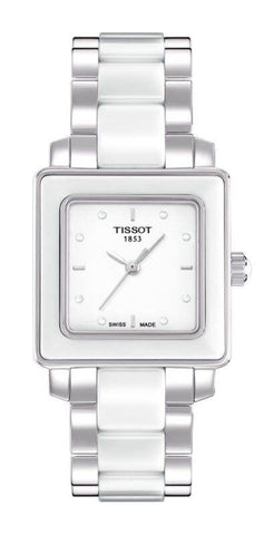 Tissot Watch Cera Ceramic D