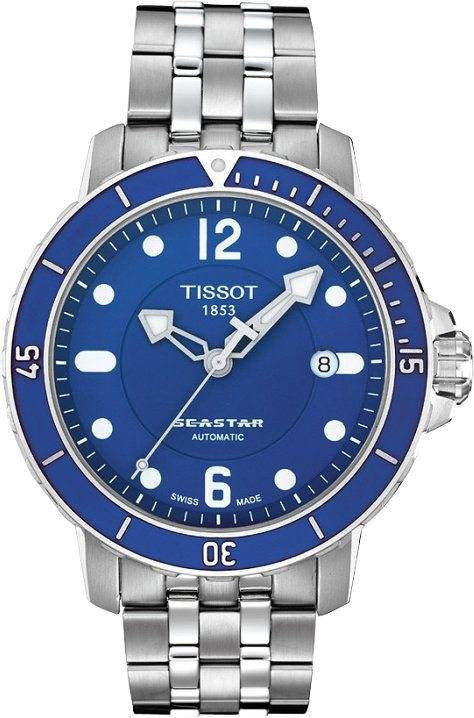 Tissot Watch Seastar 1000 D