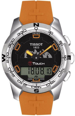 Tissot Watch T-Touch II Jungfraubahn