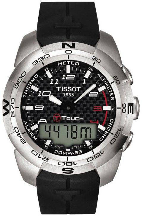 Tissot Watch T-Touch Expert Stainless Steel