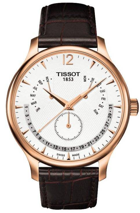 Tissot Watch Tradition Perpetual Calendar