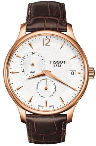Tissot Watch Tradition GMT