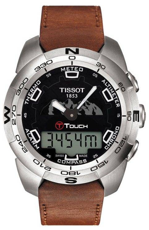 Tissot Watch T-Touch Expert