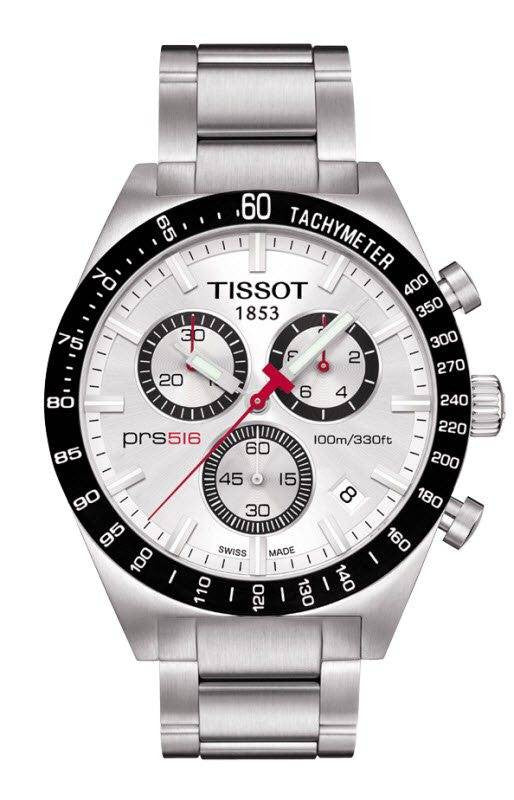 Tissot Watch PRS516 Quartz Chronograph D