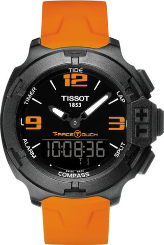 Tissot Watch T-Race Touch Aluminium D