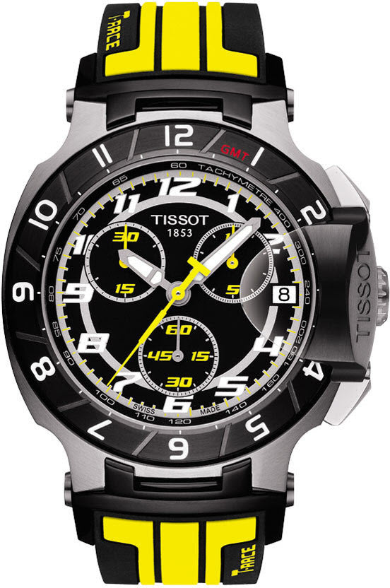 Tissot Watch T-Race Thomas Luthi 2014 Limited Edition D