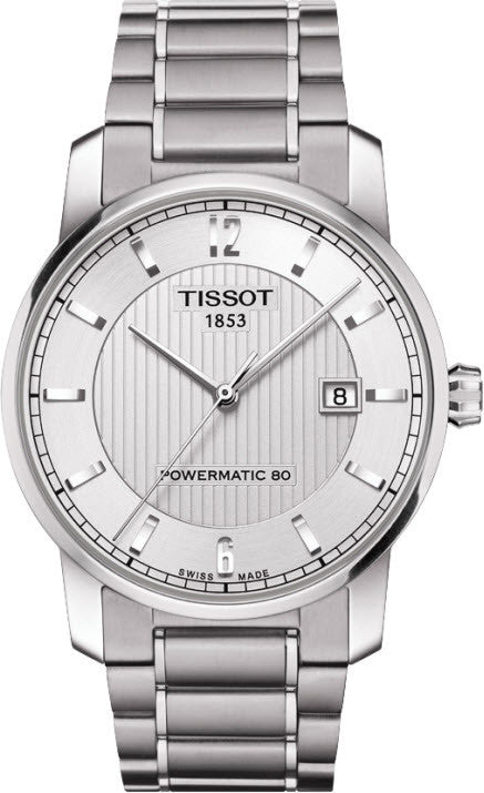 Tissot Watch Powermatic Titanium Automatic