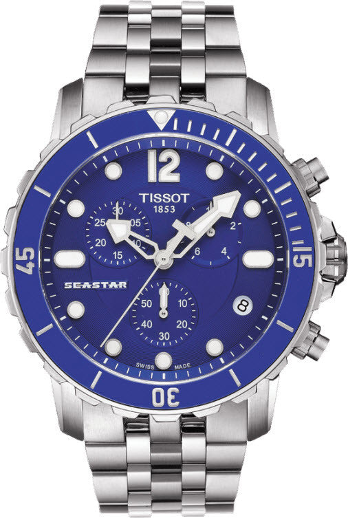 Tissot Watch Seastar 1000 Chronograph D