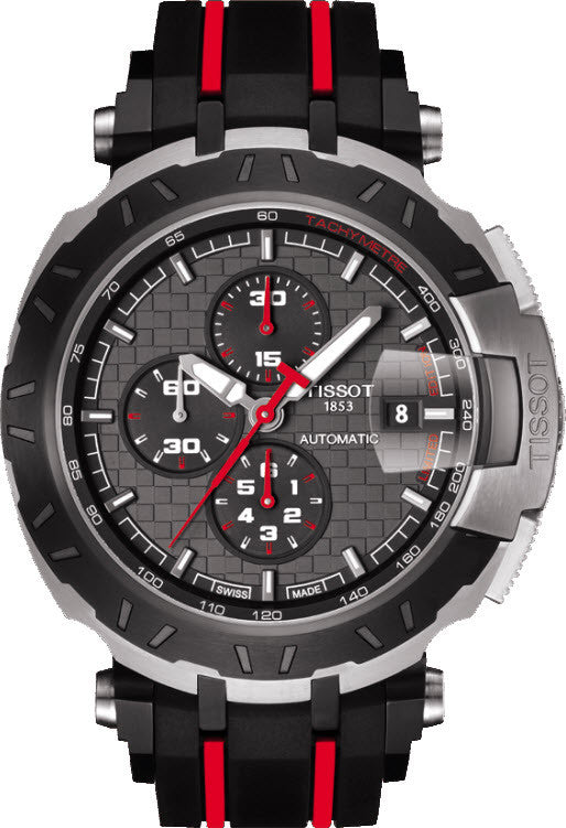 Tissot Watch T-Race MotoGP Chronograph Automatic 2015 Limited Edition
