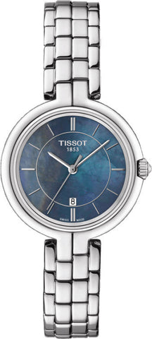 Tissot Watch Flamingo Ladies